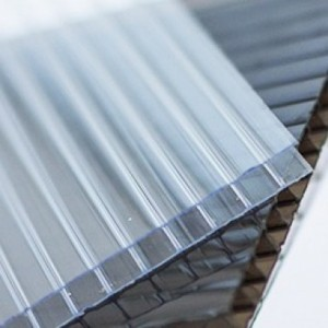 Сотовый поликарбонат Arcosgroup SOTON (Аркос груп Сотон) 10мм X3