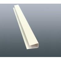 Стартовая полоса белая для пластиковых панелей (универсальная)