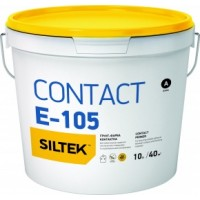 Грунт-краска Siltek E-105 Contact контактная. База ЭС, 5 л / 10 л