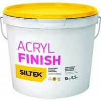 Шпаклевка Siltek Acryl Finish финишная акриловая, 25 кг