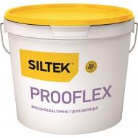 Гидроизоляция Siltek Prooflex высокоэластичная однокомпонентная, 7,5 кг