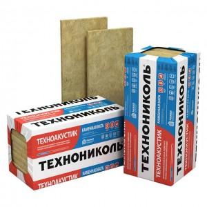 Техноакустик (40 кг/м.куб) 1200x600x50 мм (5,76 м.кв упаковка)