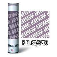 Кровельный материал Katepal К-EL (Катепал К-ЕЛ) 60/3200 подкладочный ковер