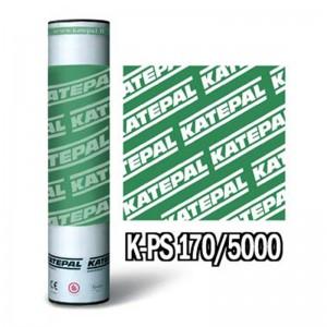 Кровельный материал Katepal К-PS (Катепал К-ПС) 170/5000 верхний кровельный слой с гранулами (наплавляемый)