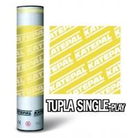 Кровельный материал Katepal - Tupla single-ply (Катепал Тупла сингл-плай), Однослойное, финишное покрытие