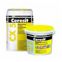 Экспресс-цемент CХ-5 CERESIT (церезит) 5кг