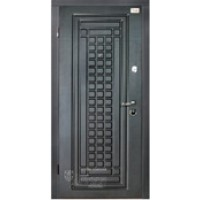 """Дверь входная """"AMIRA"""" Темный Орех"""