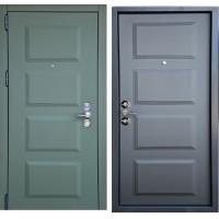 """Двери входные Steel Art """"Троя new"""" 3D Канзас"""