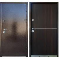 "Двери входные Steel Art ""Стандарт Steel"" DA-8 Медь"
