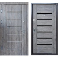"Двери входные Steel Art ""Стандарт"" Дуб англ"