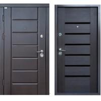 """Двери входные Steel Art """"Стандарт"""" Венге"""