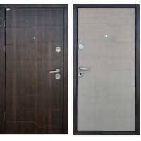 """Двери входные Steel Art """"Стандарт"""" Волна 3D"""