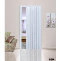 Дверь-гармошка ПВХ 610