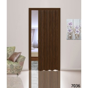 Дверь-гармошка ПВХ 7036