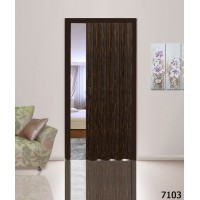 Дверь-гармошка ПВХ 7103