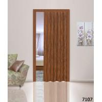 Дверь-гармошка ПВХ 7107