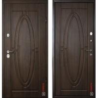 """Дверь """"Monarch (Z-27) VINORIT"""" Дуб темный"""