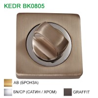 Ручка дверная KEDR (Кедр) BK0805