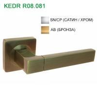 Ручка дверная Kedr R08.081