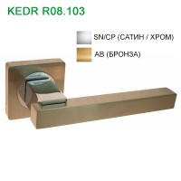 Ручка дверная Kedr R08.103