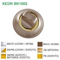 Ручка дверная KEDR (Кедр) BK1005