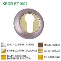 Ручка дверная Kedr ET1001