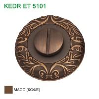 Ручка дверная Kedr ET 5101