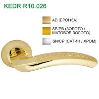 Ручка дверная Kedr R10.026