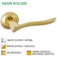 Ручка дверная Kedr R10.035