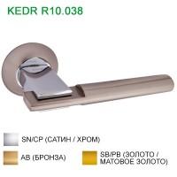 Ручка дверная Kedr R10.038