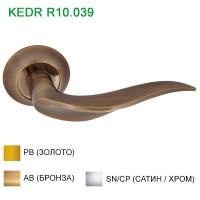 Ручка дверная Kedr R10.039