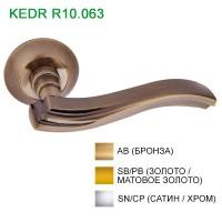 Ручка дверная Kedr R10.063