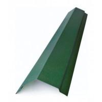 Конек плоский Tile (Тайл) Tип 1, 30х15х100 мм