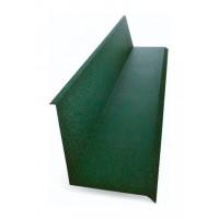 Планка примыкания к стене Tile (Тайл) 10х140х130х20 мм