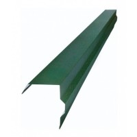 Торцевая планка Tile (Тайл) фигурная, ветрозащита