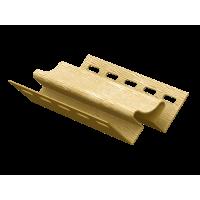 Внутренний угол Ю-пласт для Сайдинга Золотой
