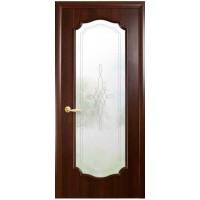 """Дверь """"ИНТЕРА DELUXE Р"""" Рока витраж"""