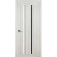 """Дверь """"ИТАЛЬЯНО"""" Верона С1 стекло черное"""