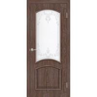 Дверь ПВХ Омис Адель2 СС+КР