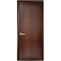 """Дверь """"ПВХ Deluxe"""" Сакура ПВХ"""
