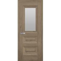 """Дверь """"Прованс"""" Камилла (со стеклом) орех европейский"""