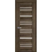 """Дверное полотно (дверь) """"ВИВА"""" Валенсия (стекло сатин)"""