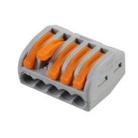 Клемма WAGO 222-415 5 провода (100)