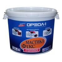 """Мастика битумно-каучуковая клеющая """"ФИКС"""" 10 кг"""