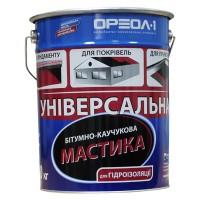 """Мастика битумно-каучуковая """"УНИВЕРСАЛЬНАЯ"""" 10 кг"""