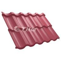 Металлочерепица Tile Modern (Тайл Модерн) модульная RAL 3005