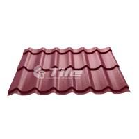 Металлочерепица Tile Classic (Тайл Классик) RAL 3005