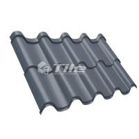 Металлочерепица Tile Premium (Тайл Премиум) RAL 7016