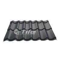 Металлочерепица Tile Classic (Тайл Классик) RAL 9005