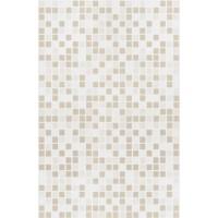 Пластиковая панель, 5250 Мозаика, лак/матовый лак, кофейный
